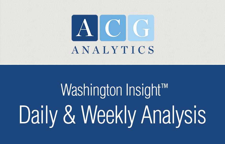 Washington Insight Daily & Weekly Analysis