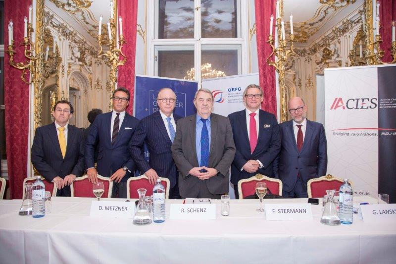 Trade and the EU: Managing Partner David Metzner's Speech to ACIES in Vienna, Austria