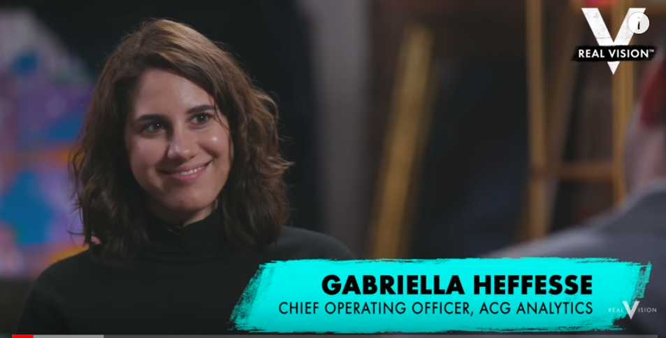 Puerto Rico: COO Gabriella Heffesse Appears on Real Vision to Update Her Successful Trade