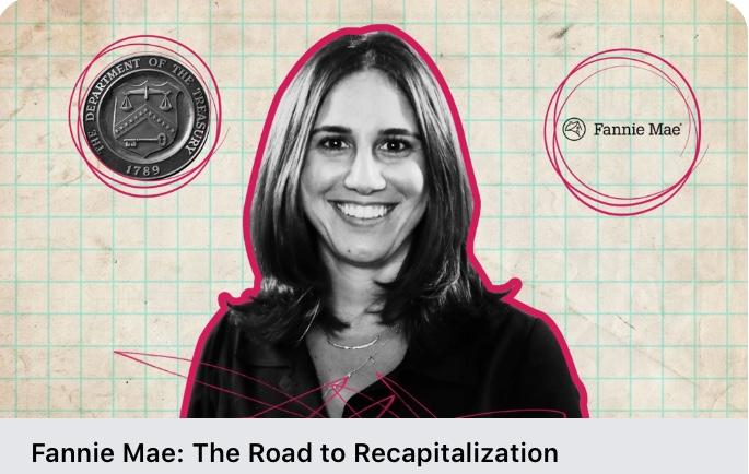 ACGA's COO Gaby Heffesse on Real Vision: Recapitalizing the GSEs